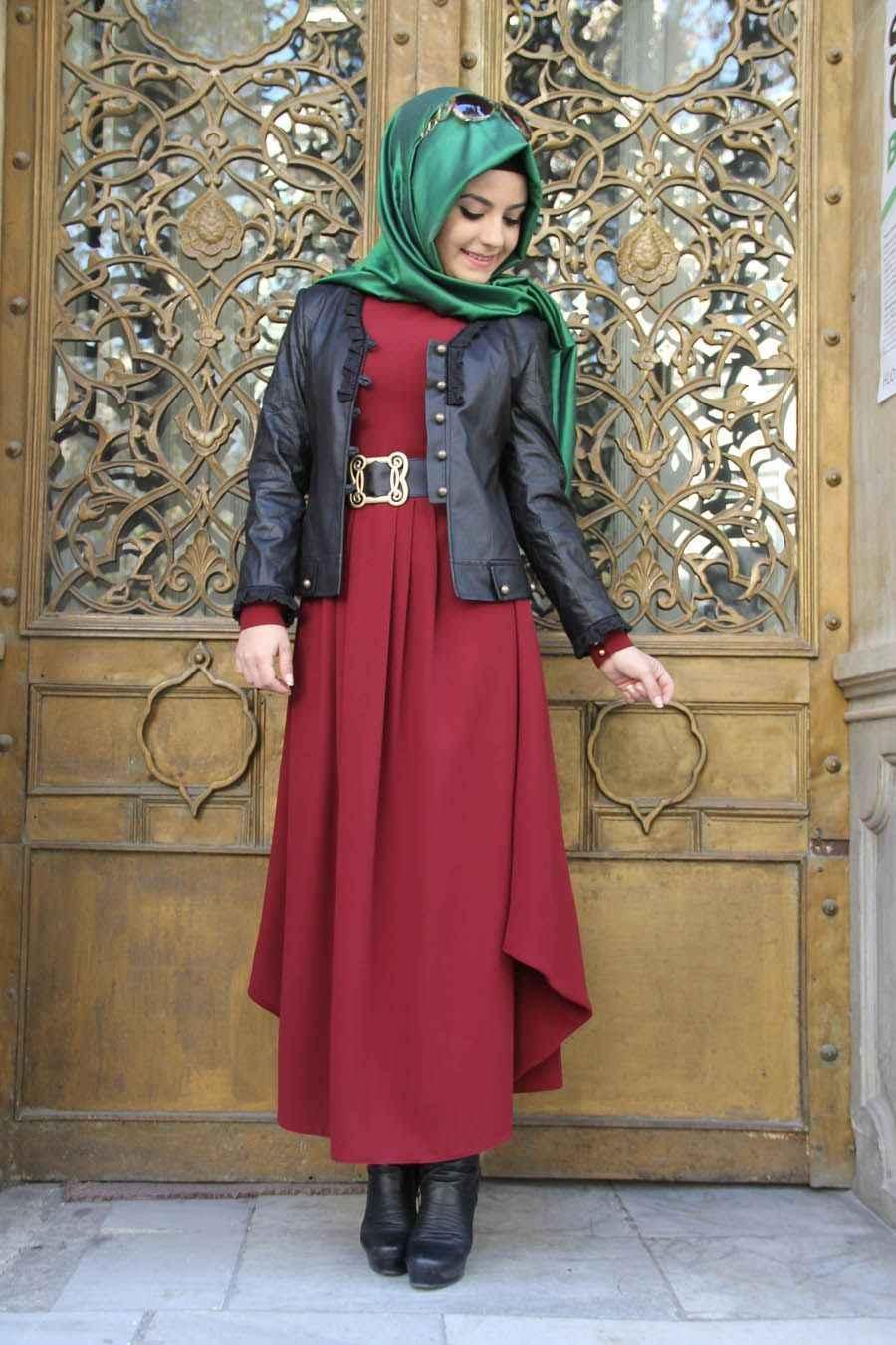 Pınar Şems Dantelli Deri Ceket Modelleri