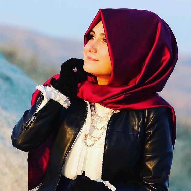 Pınar Şems Modern Deri Ceket Modelleri