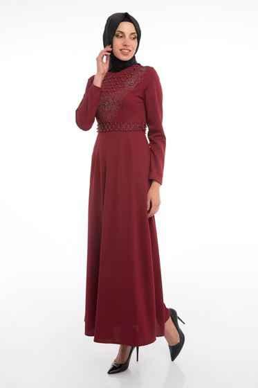 050258567e49c Patırtı Tesettür Elbise Modelleri | Moda Tesettür Giyim