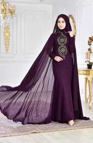 739b38675f4ea Sefamerve Abiye Elbise Modelleri | Moda Tesettür Giyim