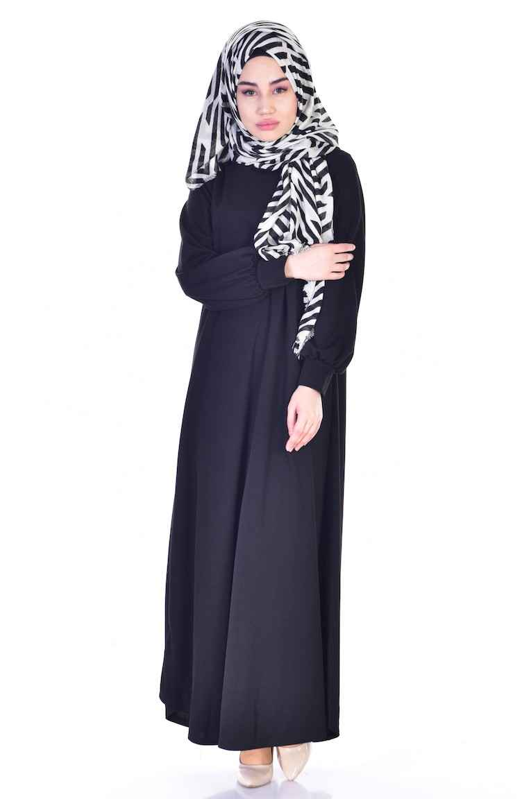 Sefamerve Tesettür Salaş Elbise Modelleri
