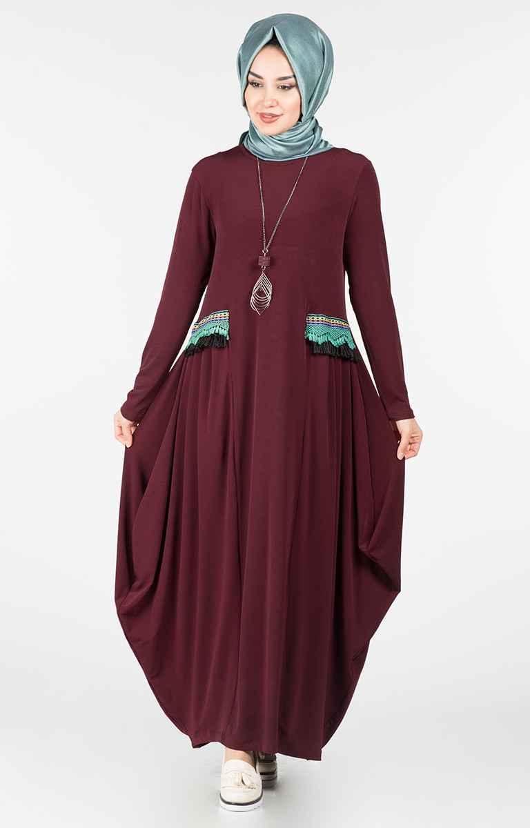 Tesettürpazarı Salaş Elbise Modelleri