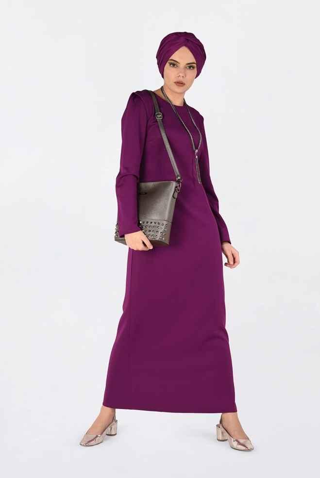 Alvina Derya Tesettür Elbise Modelleri