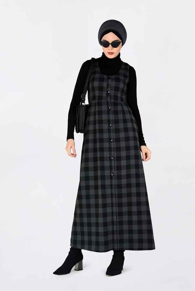Alvina Tesettür New Fiaba Elbise Modelleri
