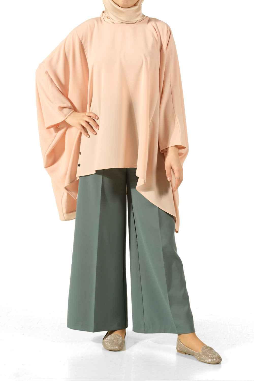Allday Yarasa Kol Bluz Modelleri