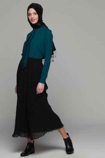 Armine Fularlı Bluz Modelleri
