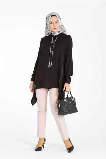 Armine Siyah Bluz Modelleri