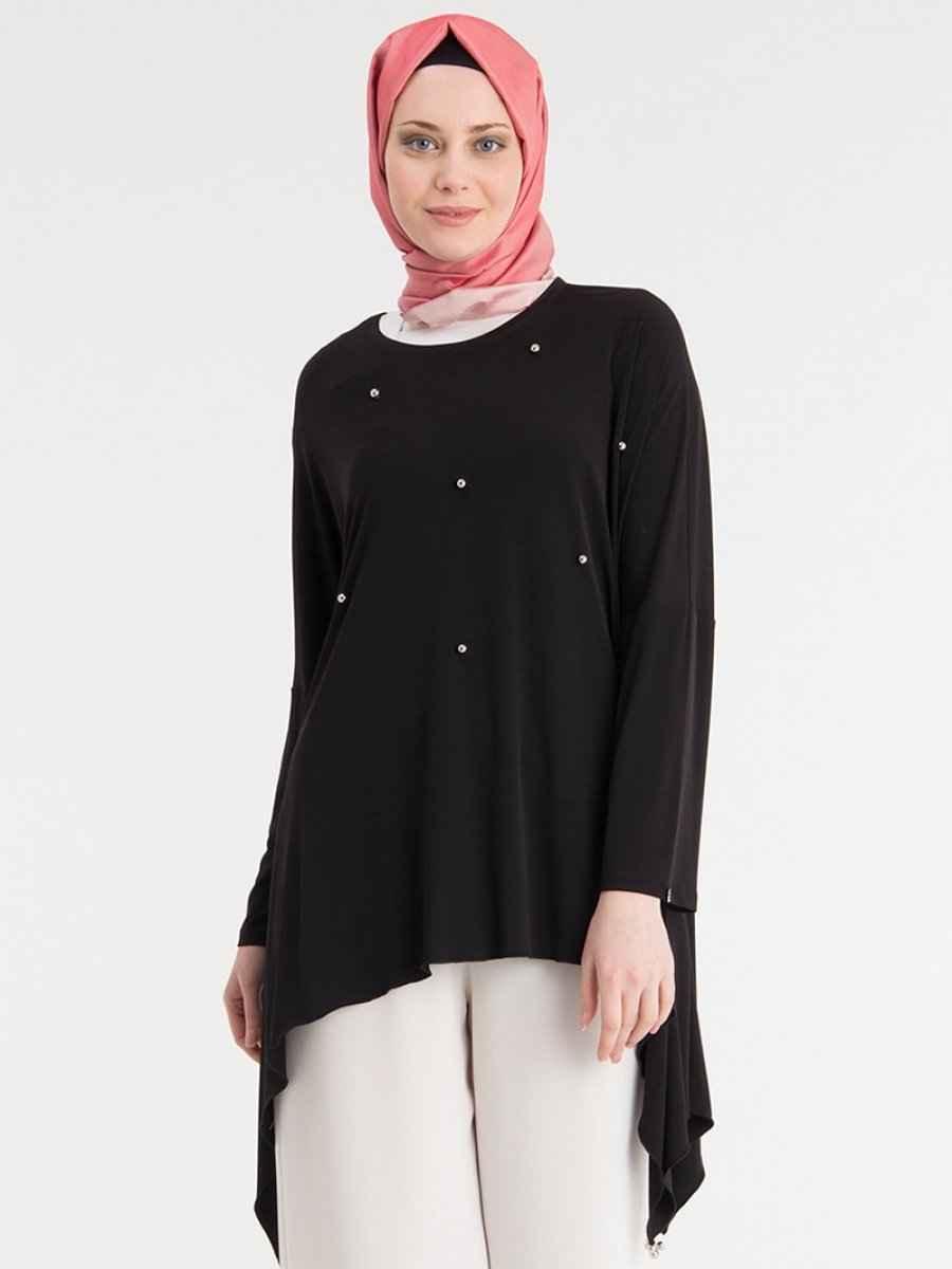 Armine Yarasa Kol Bluz Modelleri