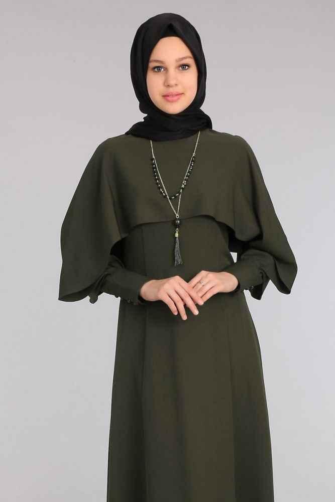 En Şık Tesettür Yarasa Kol Bluz Modelleri