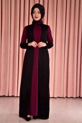 Modahira Şık Tesettür Elbise Kombinleri