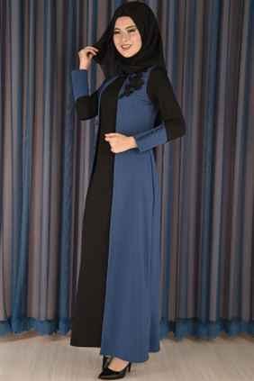 Modahira Tesettür Elbise Kombinleri