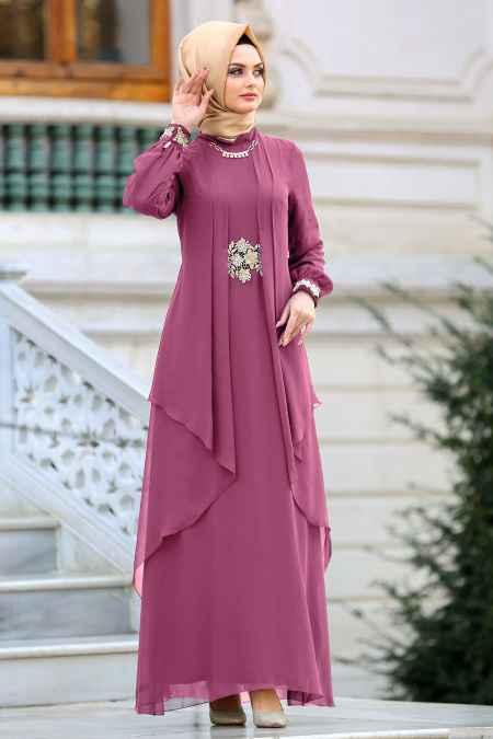 Nayla Collection Dantelli Abiye Elbise Modelleri