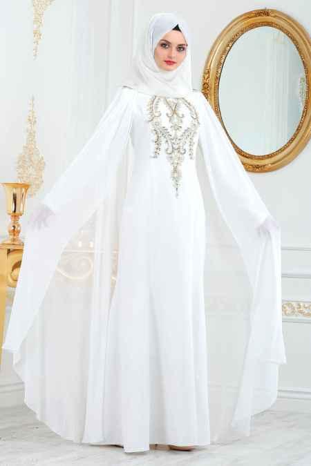 Nayla Collection Dantelli Abiye Modelleri