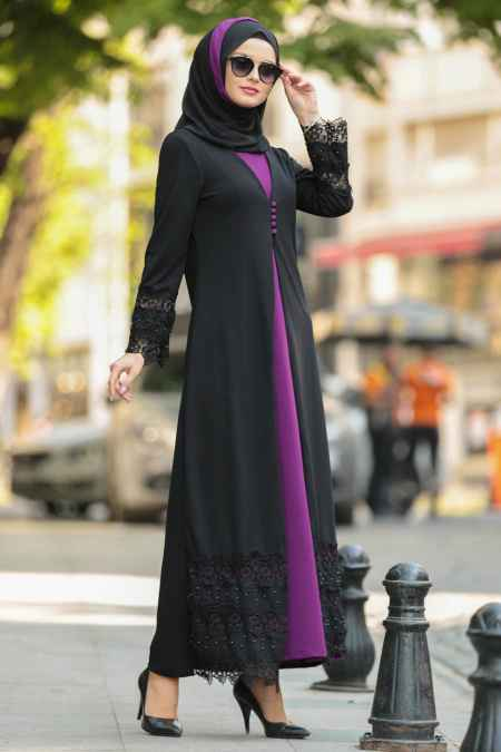 Nayla Collection Tesettür Abaya Modelleri