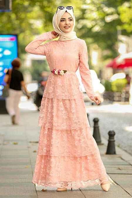 Nayla Collection Tesettür Elbise Modelleri
