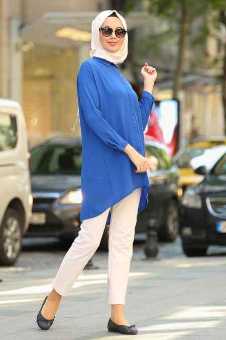 Neva Style Tesettür Tunik Modelleri