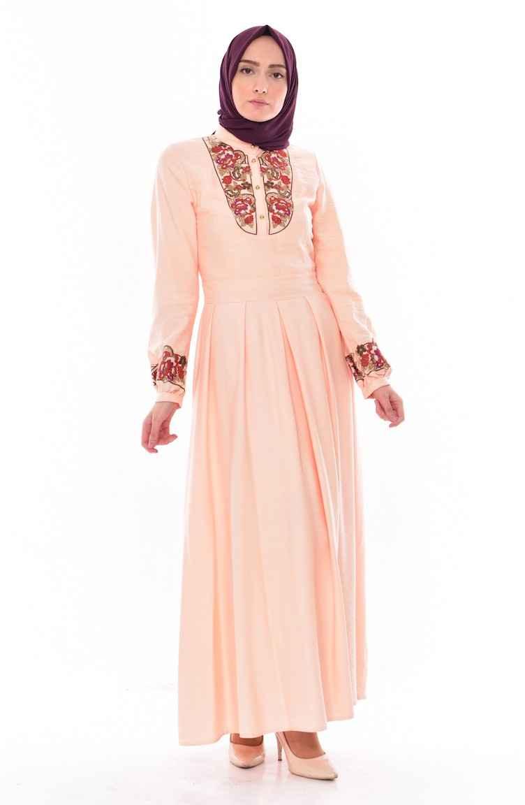 Sefamerve 2019 Tesettür Elbise Modası