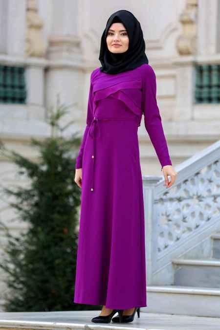 5345497fa76dc Tesettür İsland Elbise Kombinleri - Moda Tesettür Giyim