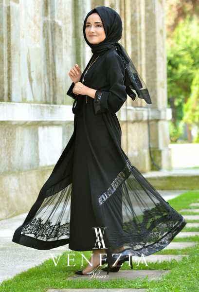 Venezia Wear Tesettür Abaya Modelleri
