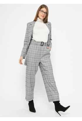 İkoll Ekose Pantolon Ceket Modelleri