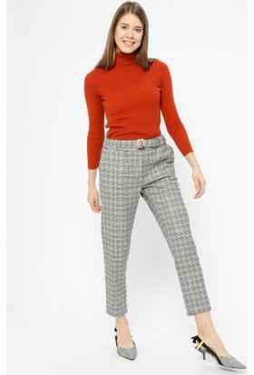 İkoll Ekose Pantolon Modelleri