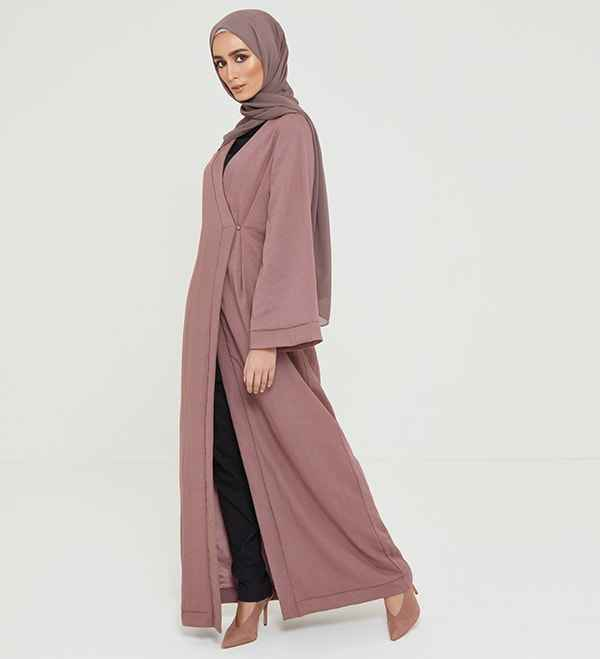 2017 Tesettür Kimono Modelleri