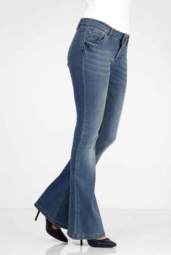 Alvina İspanyol Paça Pantolon Modelleri