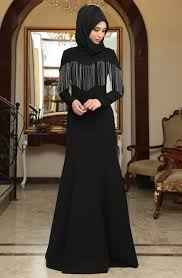 Amine Hüma Zincirli Abiye Elbise Modelleri