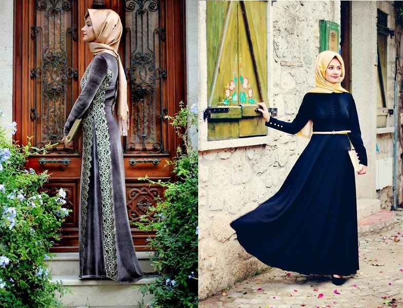 Minel Aşk Tesettür Giyim Modelleri