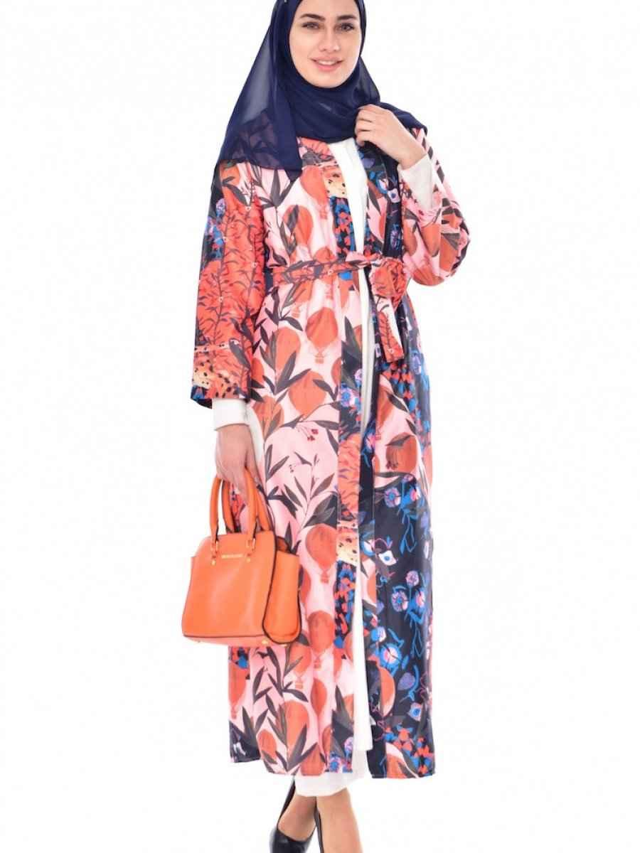 Sefamerve Şık Tesettür Kimono Modelleri