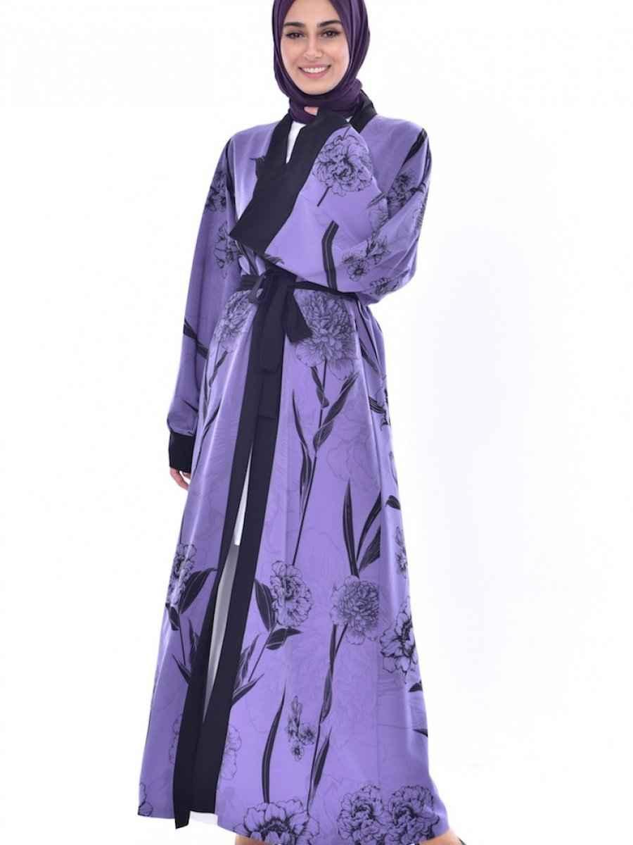 Sefamerve Tesettür Kimono Modelleri