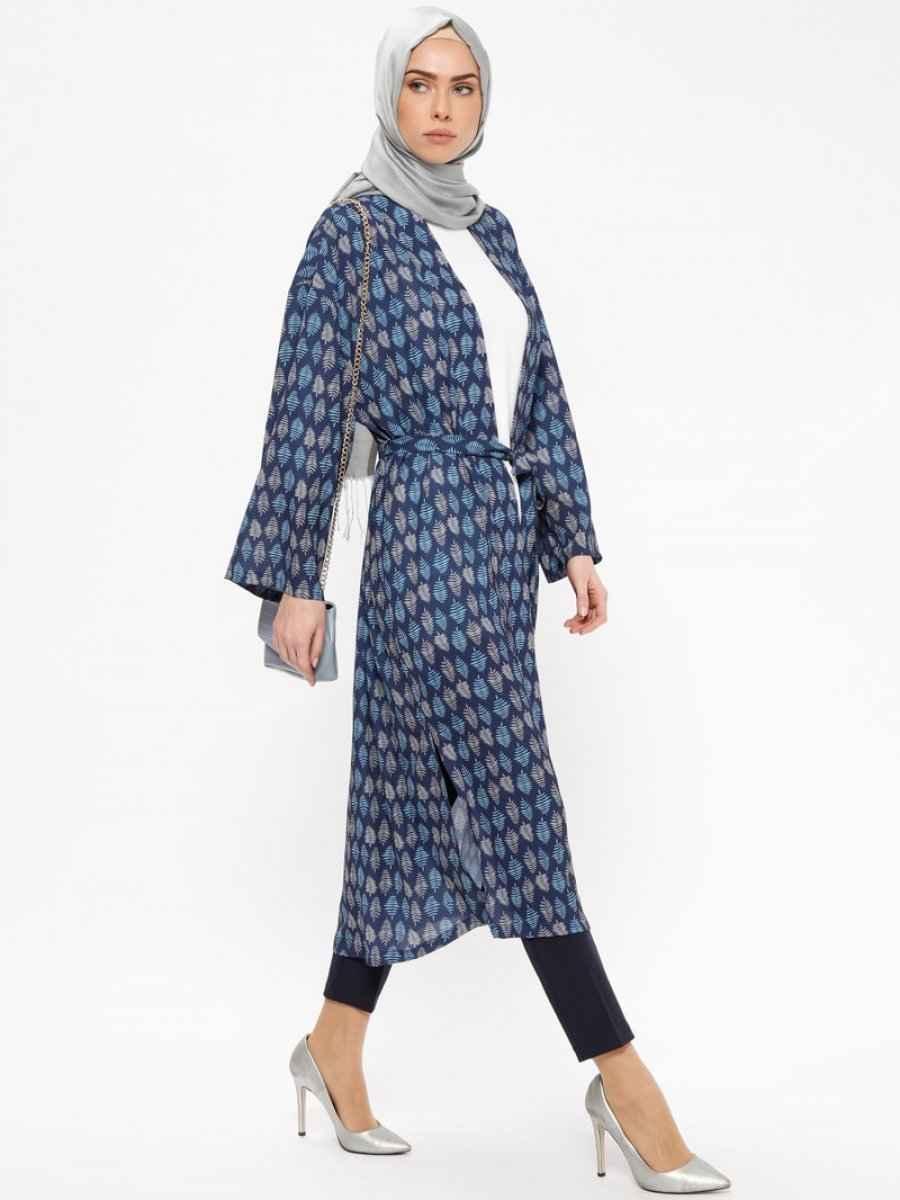 Tavin Tesettür Kimono Modelleri