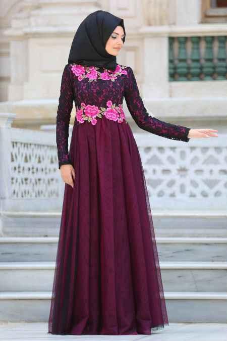 f5483a3677c0a Tesettür İsland Hamile Abiye Modelleri - Moda Tesettür Giyim