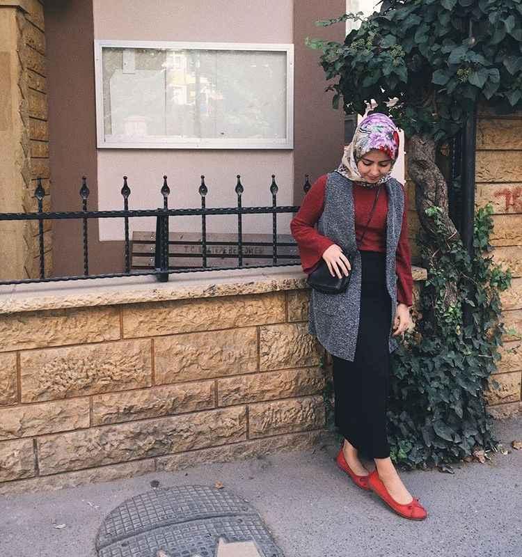 Şık ve Modern Günlük Tesettür Kıyafet Kombinleri