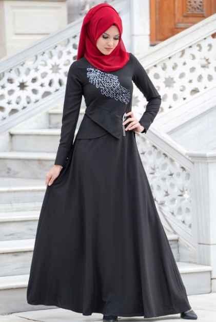 2018 New Kenza Tesettür Abiye El2018 New Kenza Tesettür Abiye Elbise Modelleribise Modelleri