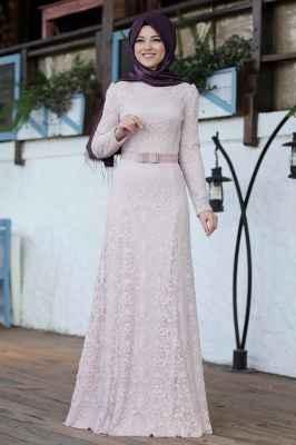 Al-Marah Derin Abiye Elbise Modelleri