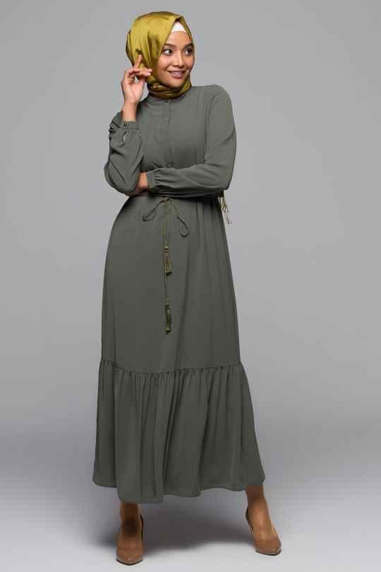 Armine Modern Elbise Modelleri