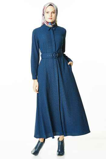 Armine Tesettür Elbise Modelleri
