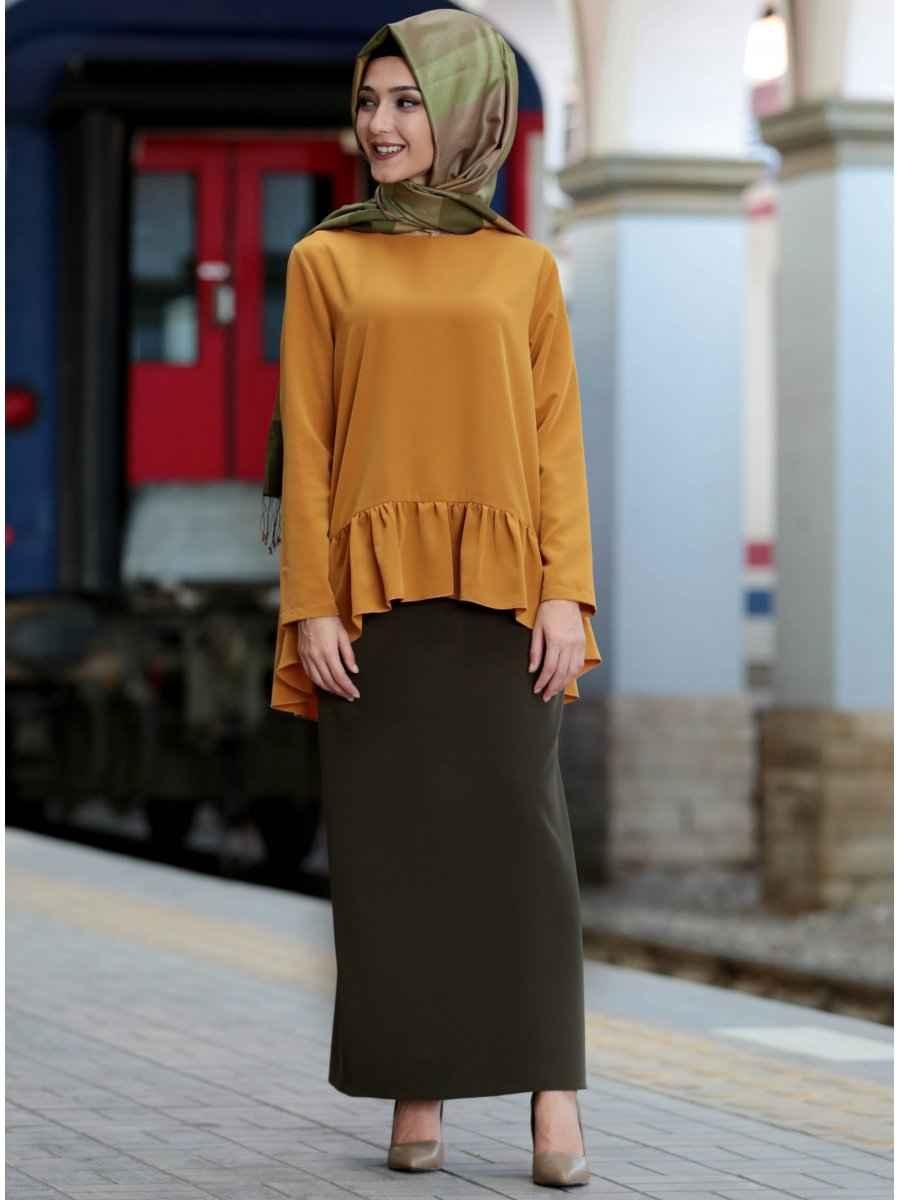 Cool Vera En Güzel Tesettür Bluz Modelleri