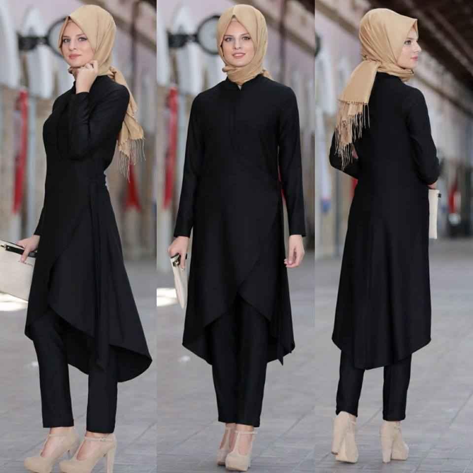 9f32afae71016 En Özel Günlük Tesettür Kıyafet Kombinleri - Moda Tesettür Giyim