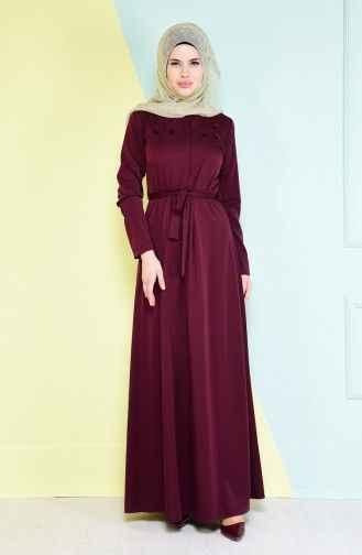 En Özel Sefamerve Tesettür Elbise Modelleri