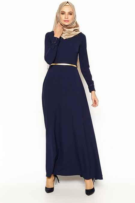 En Şık New Kenza Tesettür Elbise Modelleri
