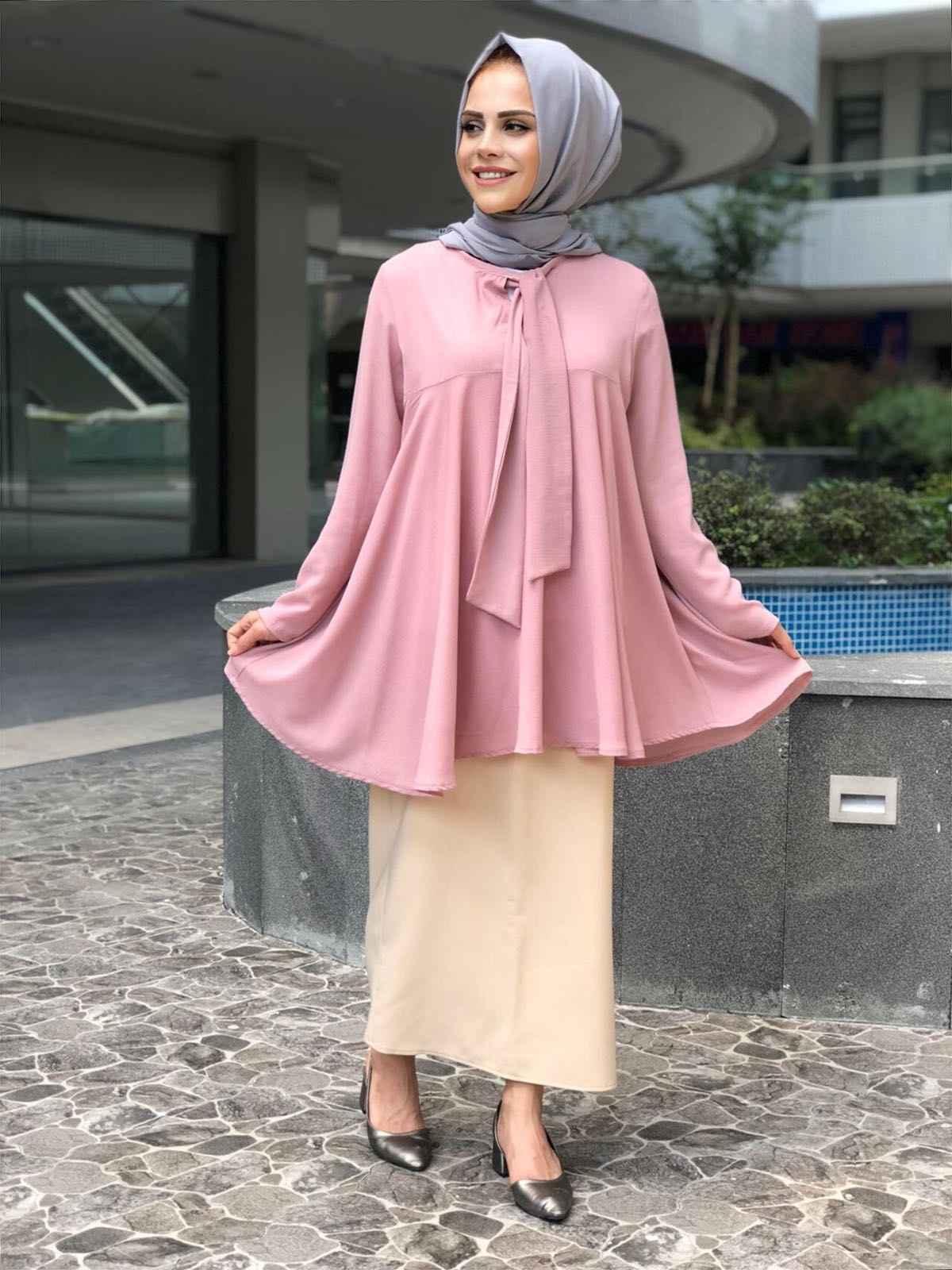 En Güzel ModaOnur Tesettür Bluz Modelleri