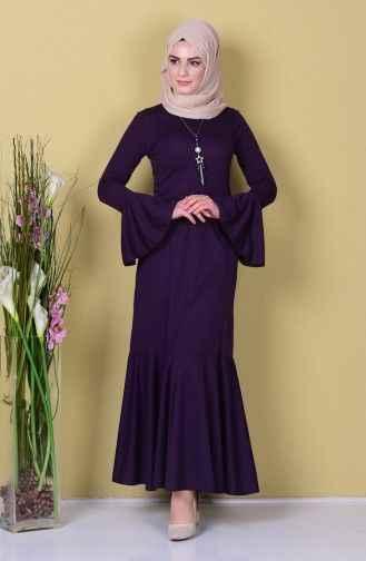 En Güzel Sefamerve Tesettür Elbise Modelleri