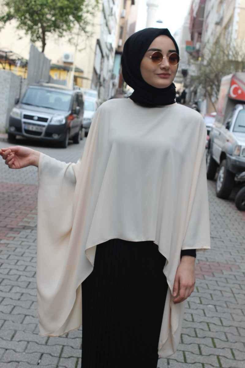 ModaOnur En Şık Tesettür Bluz Modelleri