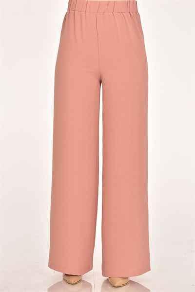 Modamerve Yüksek Bel Tesettür Pantolon Modelleri