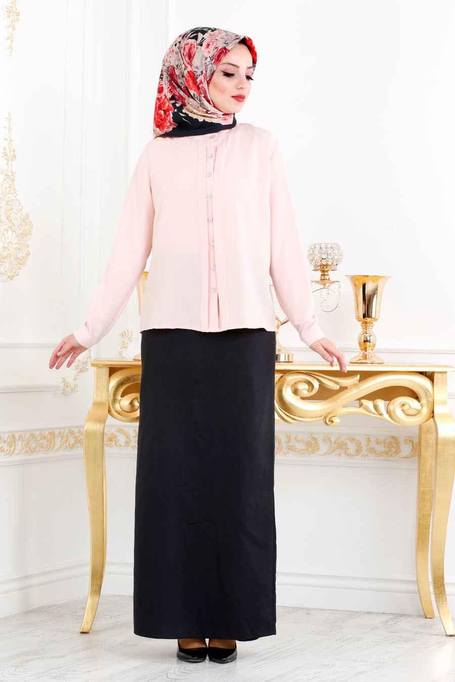 Nayla Collection En Güzel Tesettür Bluz Modelleri