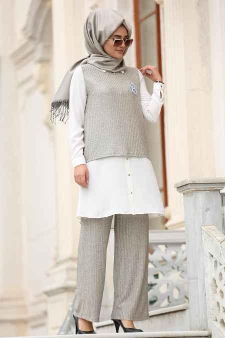 Nayla Collection En Güzel Tesettür Takım Modelleri