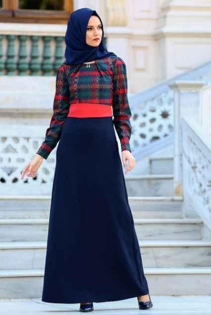 Neva Style Tesettür Şık Elbise Modelleri