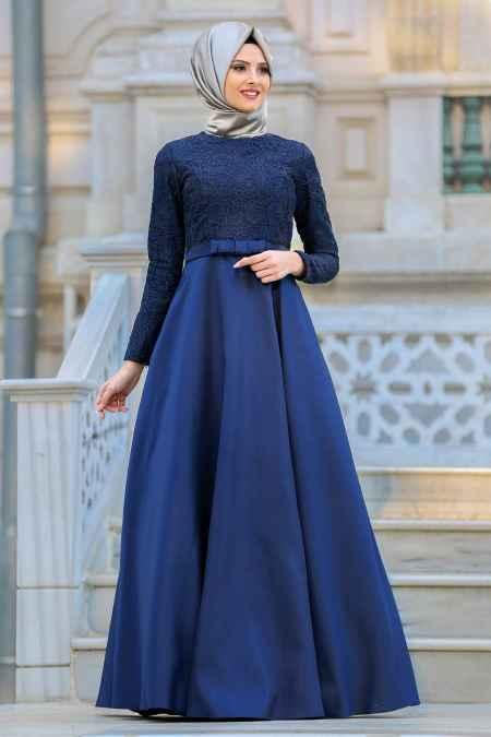 Tuay Tesettür Söz Elbisesi Modelleri